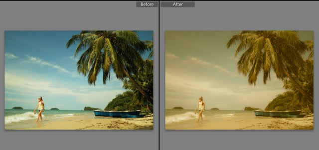 Kodachrome Lightroom Preset