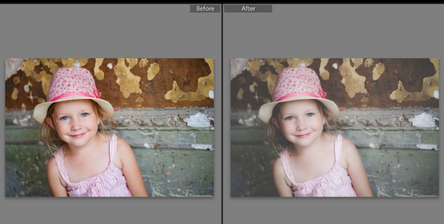 Soft and Muted Lightroom Preset