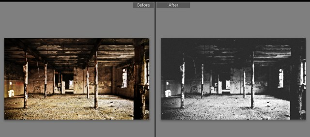 Pinhole Lightroom Preset