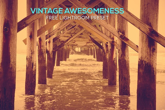 Playful Vintage Lightroom Preset
