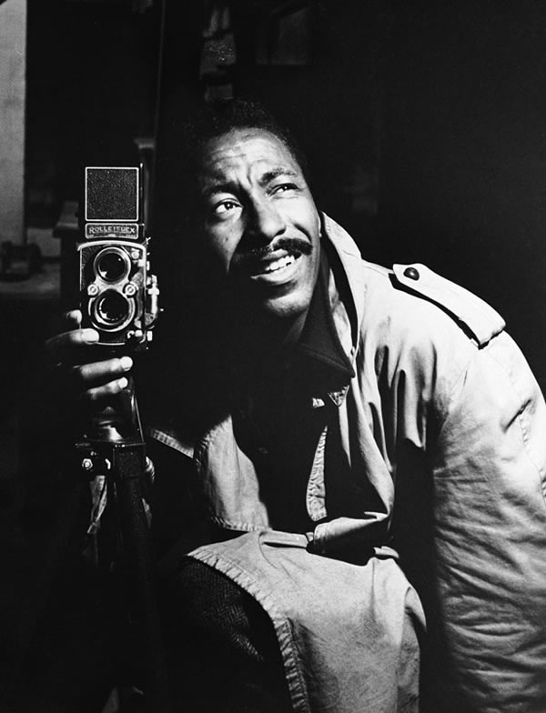 Gordon Parks - Inspiration from Masters of Photography