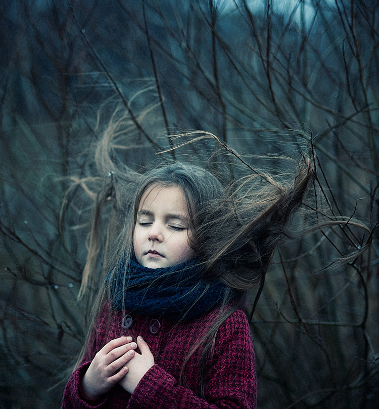 Enigmatic portraits which will make you dream – Fine Art Photography by Nicholas Javed