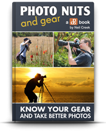 Photo Nuts and Gear by Neil Creek