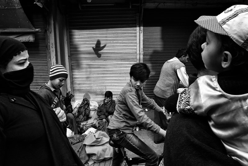 Rohit Vohra - A Passionate Street Photographer from Delhi, India