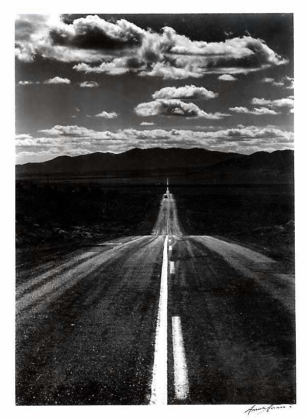 Ansel Adams - Inspiration from Masters of Photography