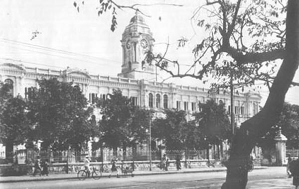 Ripon Building - Madras (Chennai) - 1900