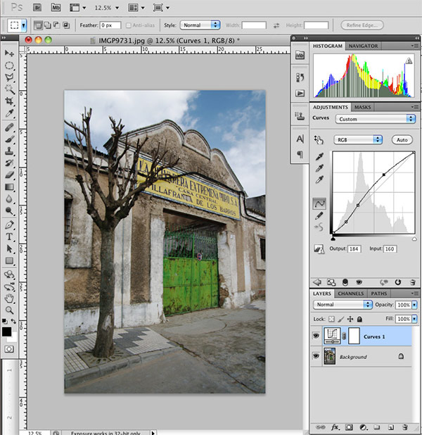 Introduction to Photoshop Adjustment Layers
