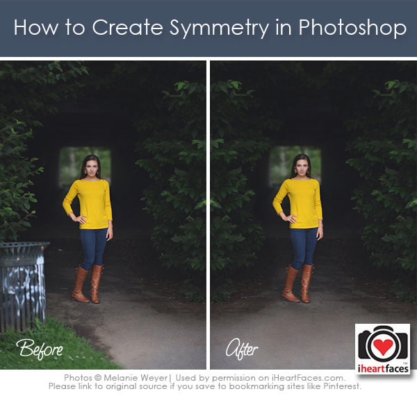 How to Create Symmetry in Photoshop in 6 Easy Steps
