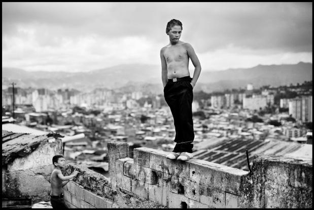 Entering New Worlds Through Photography - A talk with Christopher Anderson