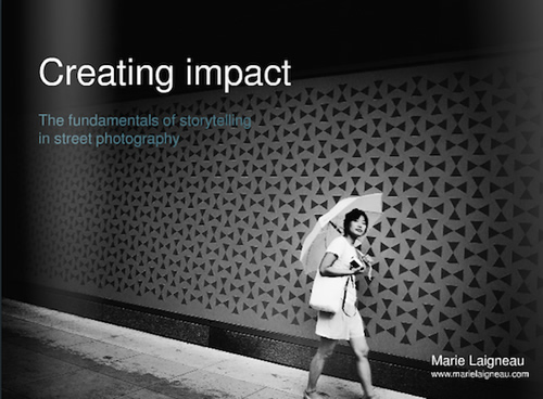 Free eBook about Street Photography and Storytelling
