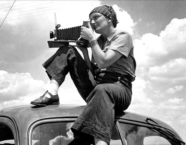 An American Odyssey: Great Documentary about Dorothea Lange's Life and Photographs