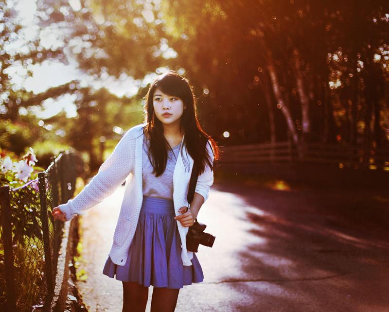 Unbelievable Fine Art Portraits by 20-Year-Old Xin Li