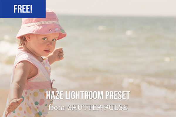 Haze Lightroom Preset