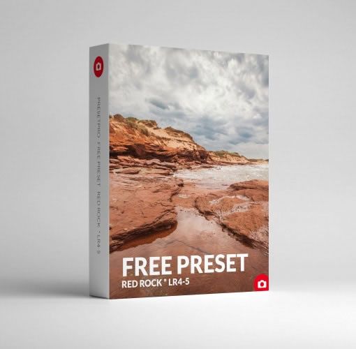 Red Rock Lightroom Preset