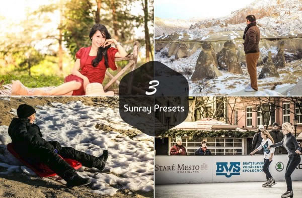 Sunray Lightroom Presets
