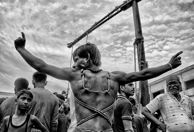 The Faith of Life - Photo Story by Avishek Das