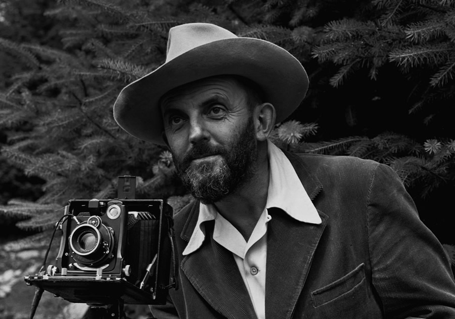 An Amazing Talk about Ansel Adams Photography Work by Ted Forbes