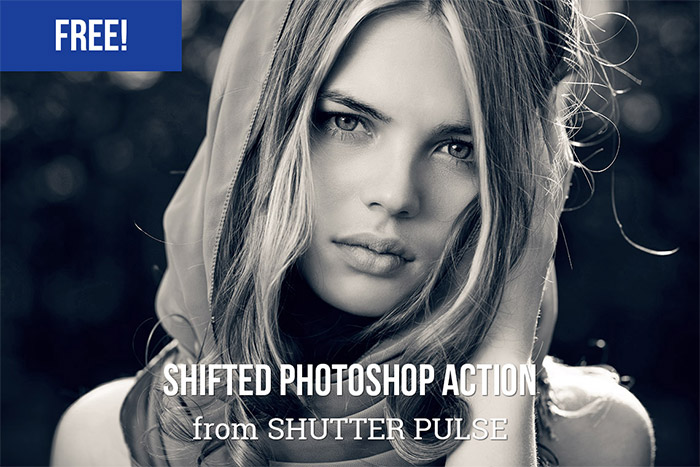 Shifted Photoshop Action