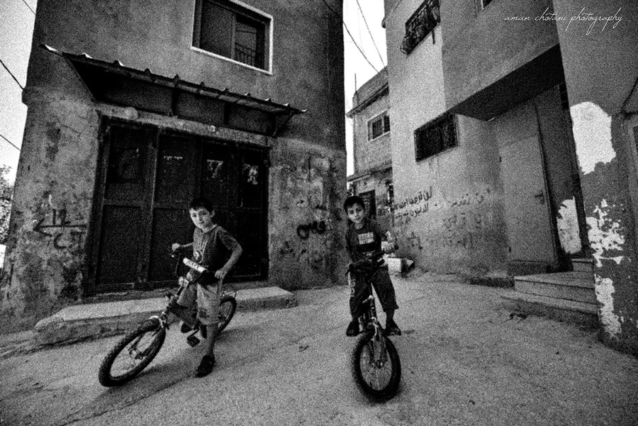 The Life Of Refugees In Israel - Photo Series By Aman Chotani