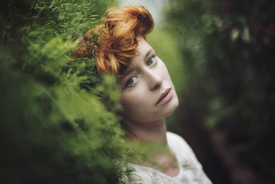 Andrea Peipe - Most Inspiring Fine Art Portrait Photographer from Germany