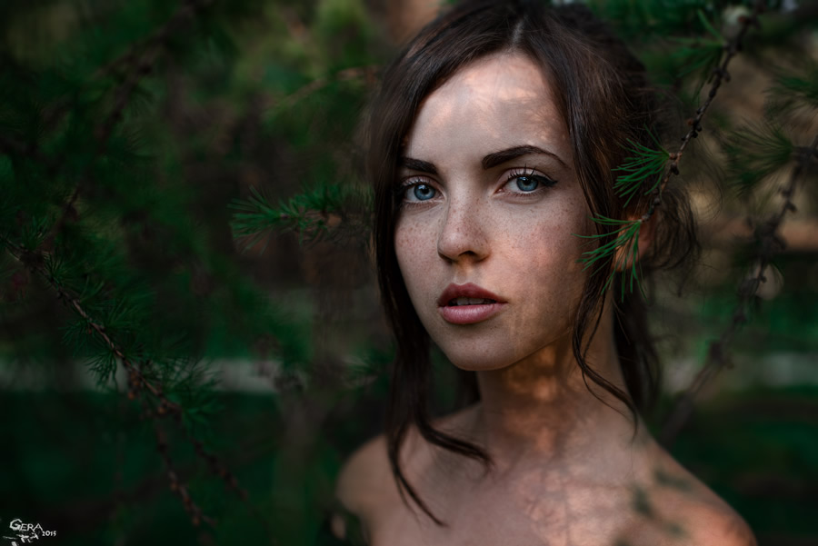 Georgy Chernyadyev - Most Inspiring Fine Art Portrait Photographer From Russia