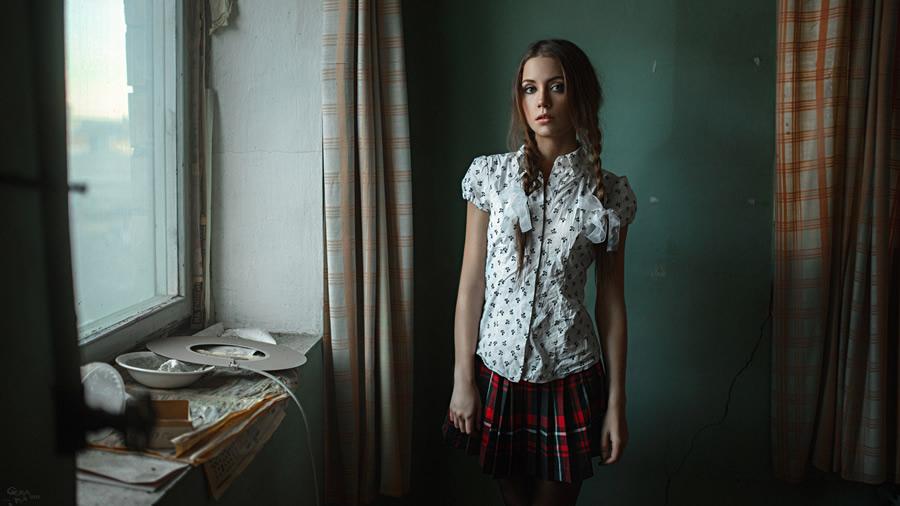 Georgy Chernyadyev - Most Inspiring Fine Art Portrait Photographer From Russia