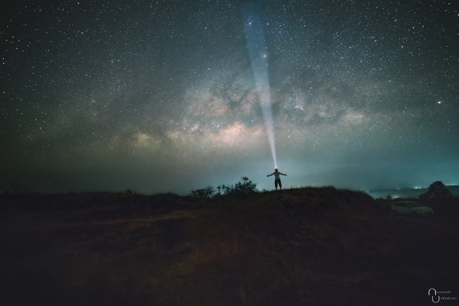 Navaneeth Unnikirshnan - Astronomy Photographer From India