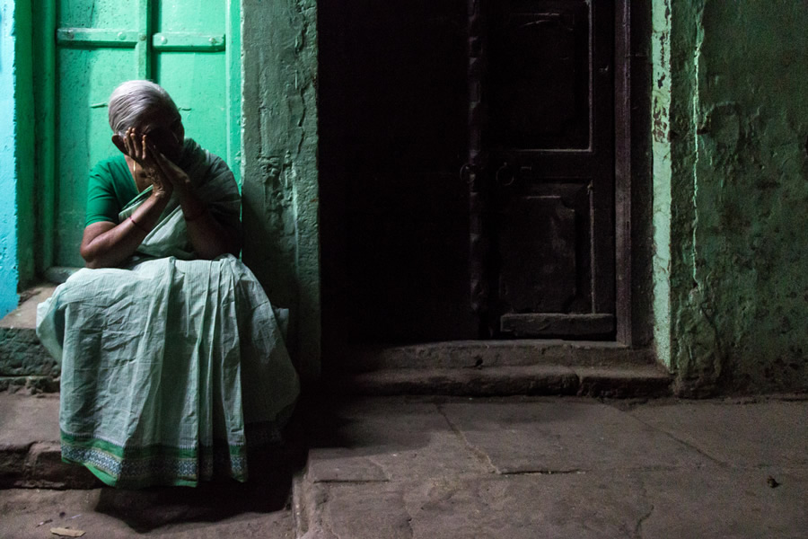 There is a door to our heart, And a window to our soul - Photo Series By Alankrita Singh