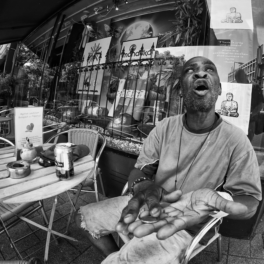 Excellent Extreme Wide Angle Street Photography Willem Jonkers