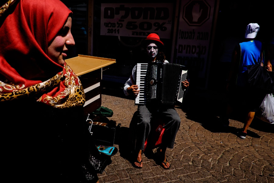 Gabi Ben Avraham - Street Photographer From Israel