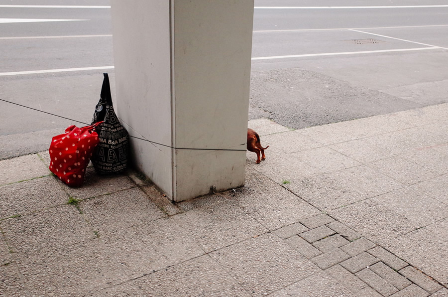 Max Slobodda - Street Photographer From Germany