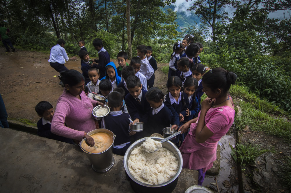 Sikkim: Emergence Of The Last Utopia - Photo Series By Sumit Das