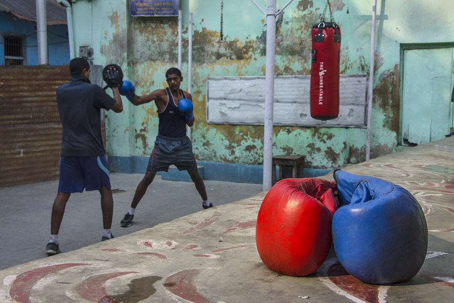 The Un-Cinderella Man - Photo Story By Kanishka Mukherji