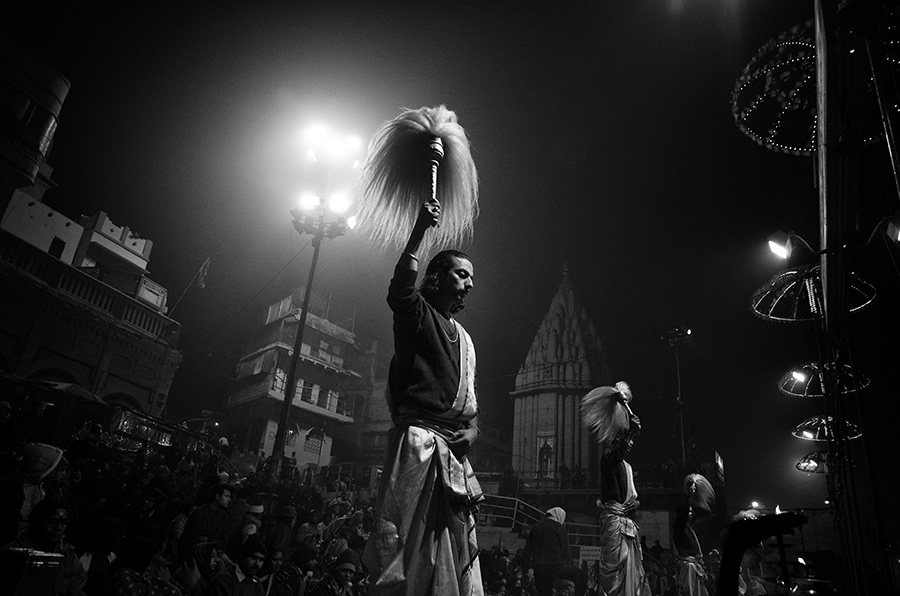 The Sacred City, Varanasi - Photo Series By Indranil Aditya