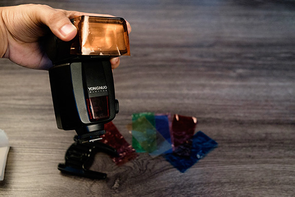 Bokeh Photography Tips - How To Make Beautiful Backgrounds Using Aluminum Foil