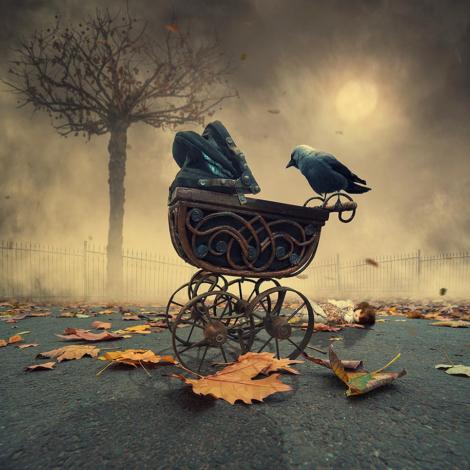 Mind-Blowing Photo Manipulations By Digital Artist Caras Ionut