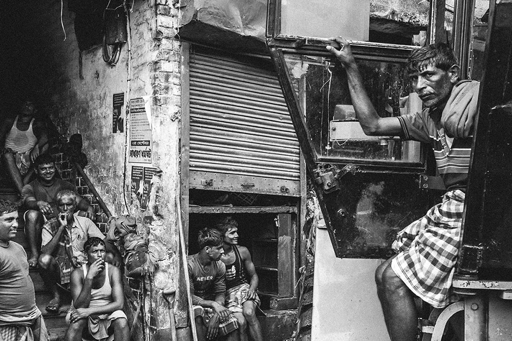 Soumyendra Saha - Street Photographer from India