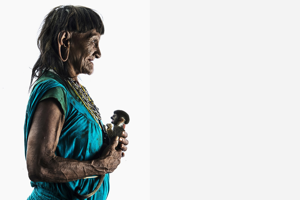 This Art Student from India Captures Such Delicate Portraits of Cultures Close to Extinct