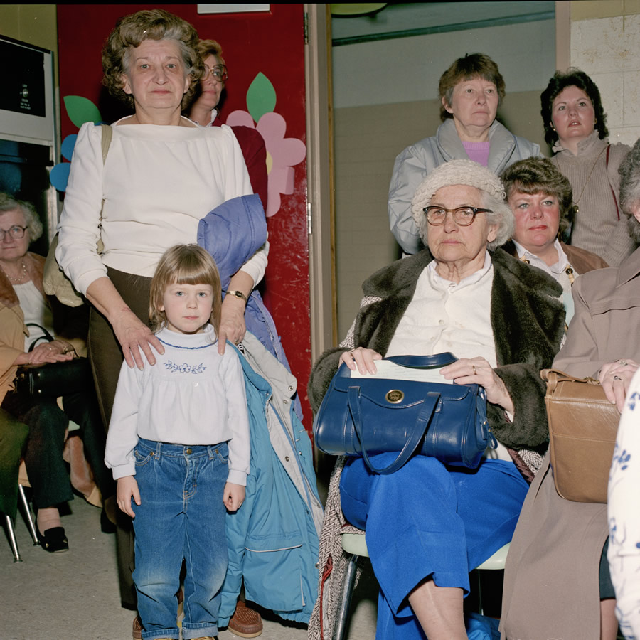 Hometown 1982-2015: 33 Years Of Photography Life In One Town By Barbara Peacock