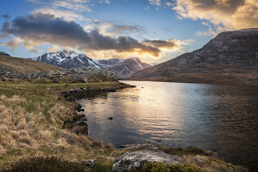 Shooting Outside The Comfort Zone - Landscape Photography Tutorial By Sean Tucker