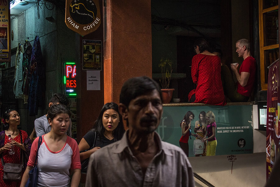 Samyeling - Photo Series About Tibetan Refugees In Delhi By Ashish Bajaj