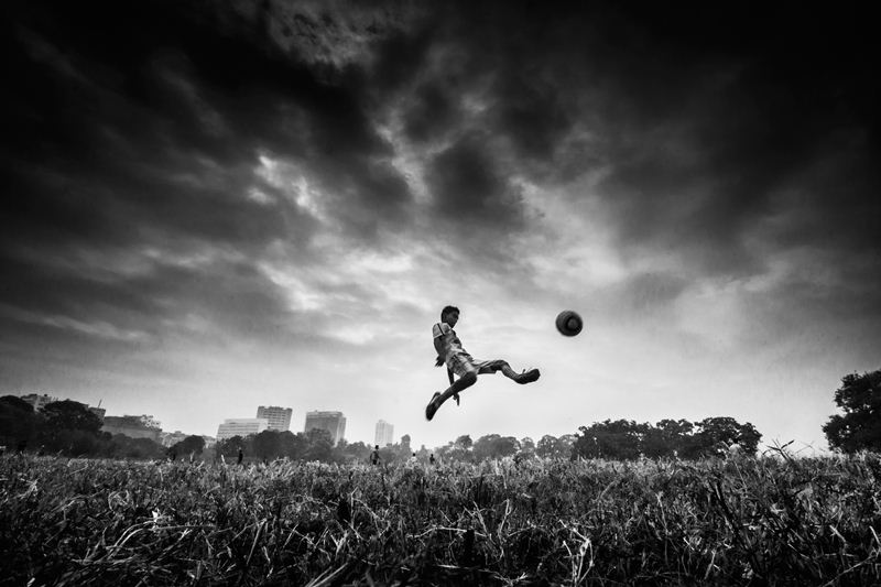 Sports by Amitava Chandra