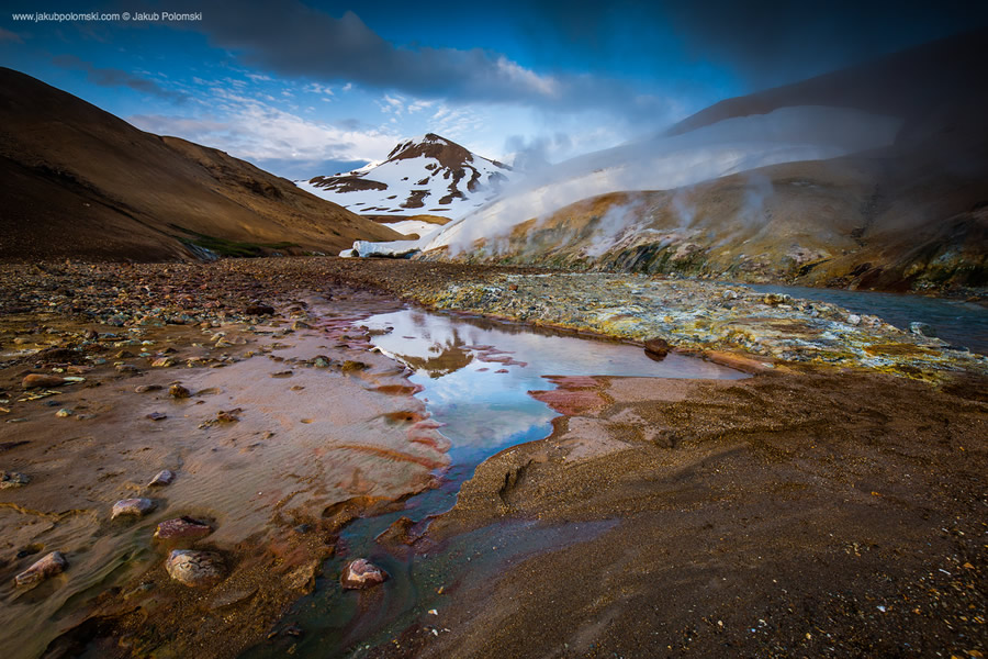 Jakub Polomski - Landscape and Travel Photographer from Poland