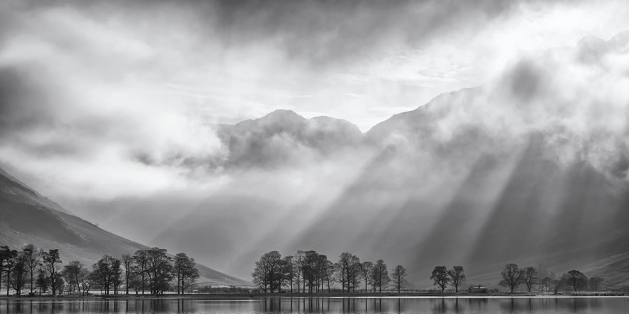 Crowd 5th: 'Winter Storm Over Buttermere' by Kathy Medcalf - Location: Cumbria, England