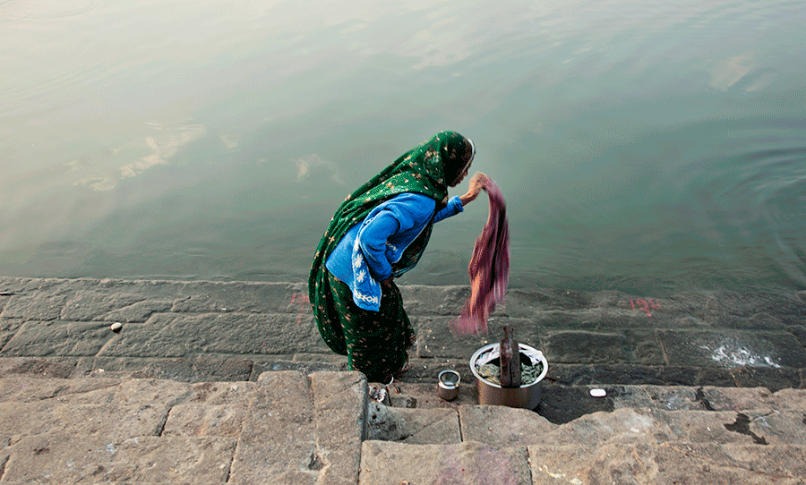 Deepti Asthana - Indian Travel and Documentary Photographer