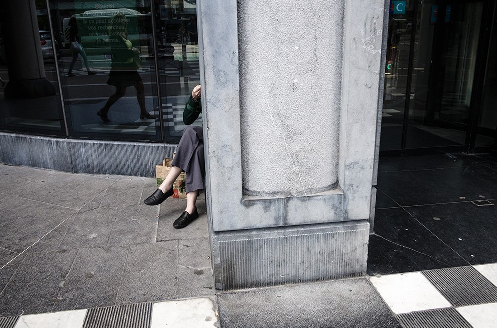 Julien Legrand - Street Photographer from France