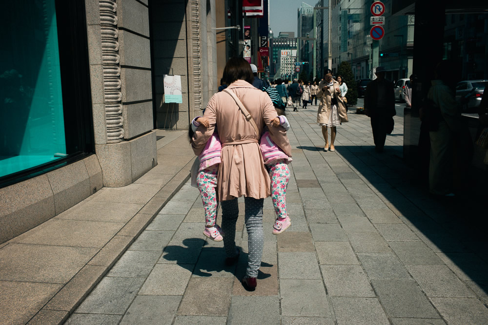 Shin Noguchi - Street Photographer from Japan