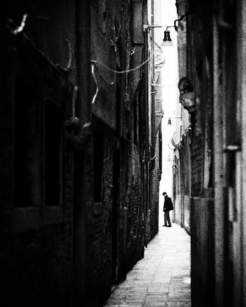 Italian Street Photography by Donald G. Jean