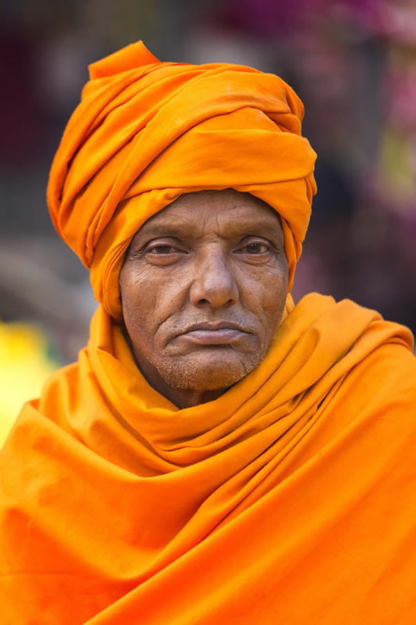 Faces At Ganga Sagar Fair - Stunning Portraits By Suvankar Sen
