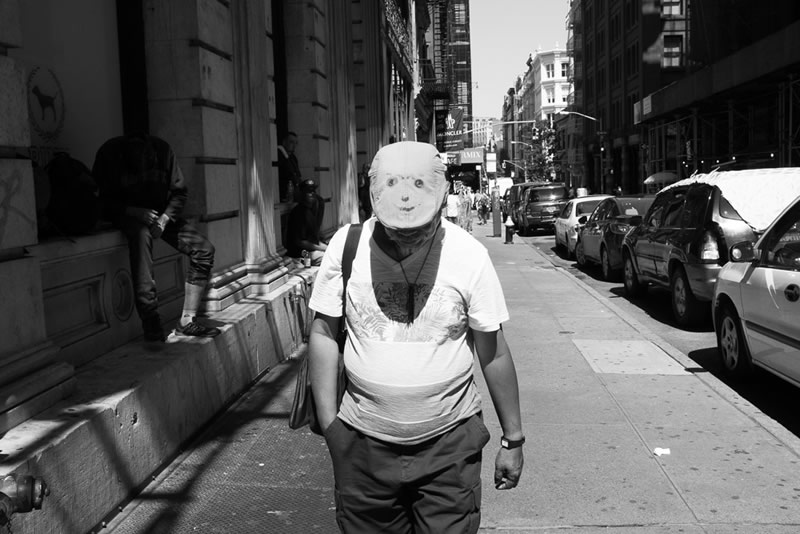 Shooting Street Photography in New York - James Maher